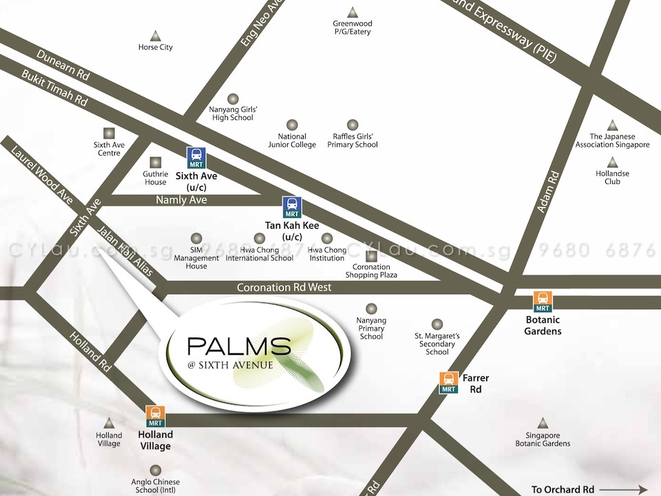 Palms sixth avenue cy lau singapore new launch property news developer sciox Images