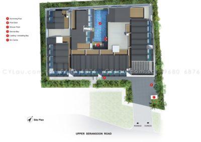 spazio kovan site plan 1