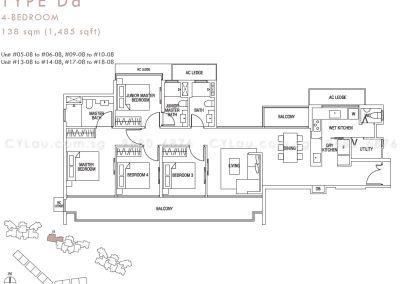 thomson three 4-bedroom