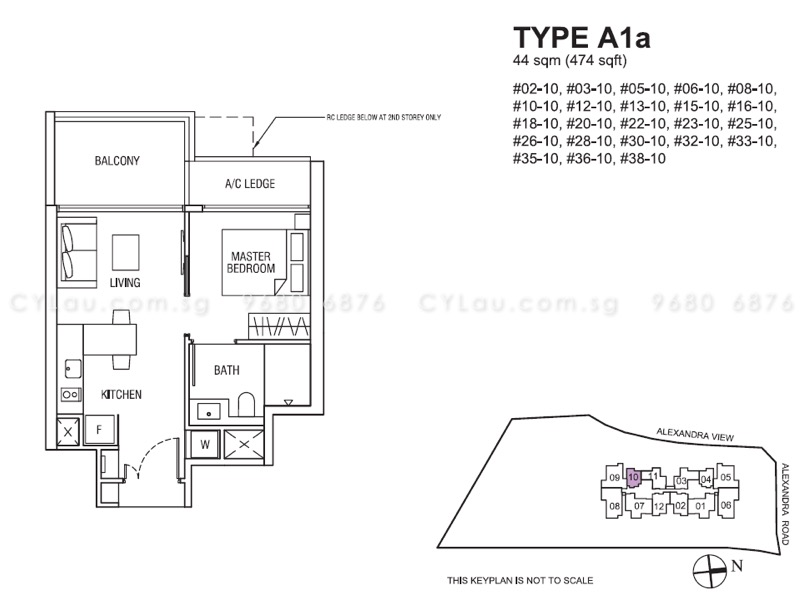 Alex Residences Cy Lau Singapore S New Launch Properties