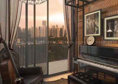 alex residences interior 8