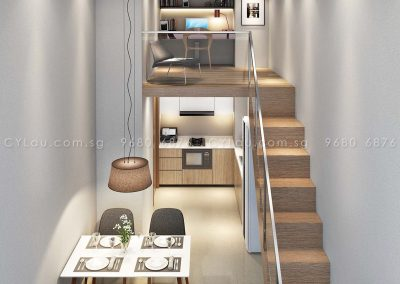 hills two one interior 7