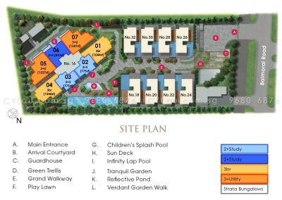goodwood grand site plan