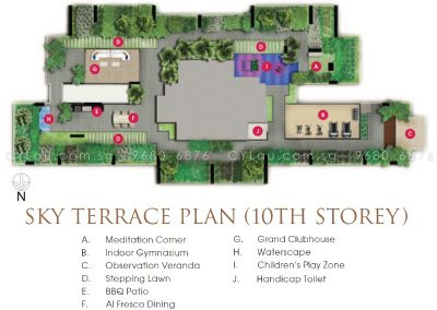 goodwood grand site plan level 10