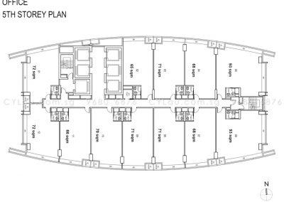 arc 380 site plan level 5a