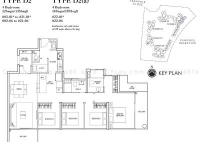 rivertrees residences 4-bedroom
