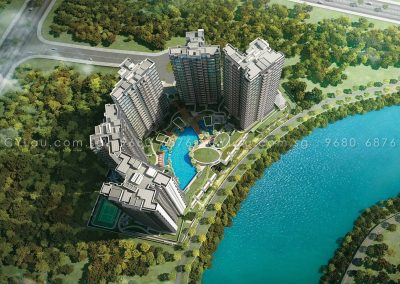 rivertrees residences features 2