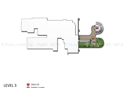 coco palms site plan level 3