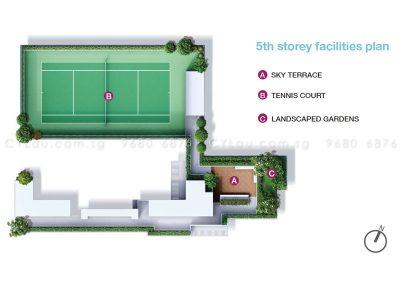 kallang riverside site plan level 5
