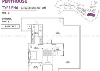 pollen bleu 4-bedroom penthouse 2