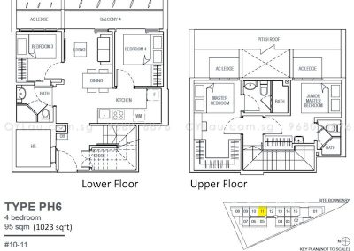 the-rise-oxley-4-bedroom-penthouse