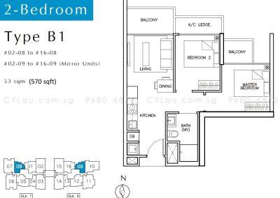 tre-residences-2-bedroom