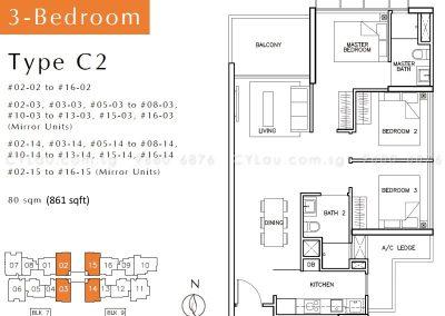 tre-residences-3-bedroom-c2