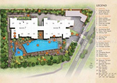 tre-residences-site-plan