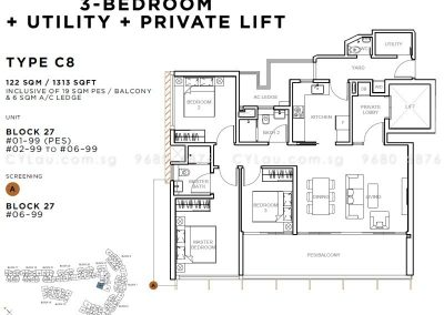 sophia-hills-3-bedroom-private-lift