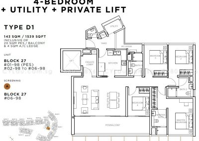 sophia-hills-4-bedroom-private-lift