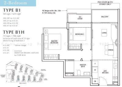 north-park-residences-2-bedroom
