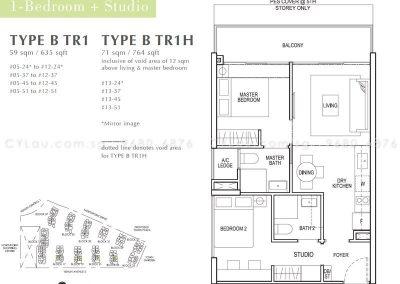 north-park-residences-2-bedroom-dual-key