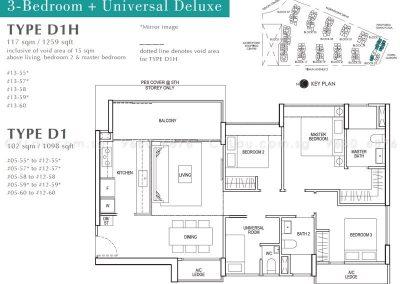north-park-residences-3-bedroom