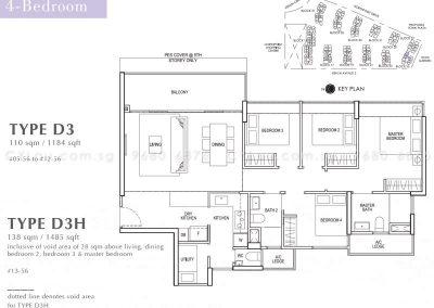north-park-residences-4-bedroom