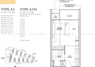 north-park-residences-studio