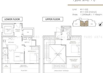 three-balmoral-2-bedroom-penthouse