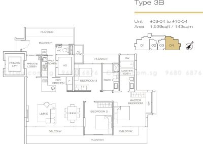 three-balmoral-3-bedroom-stack-4