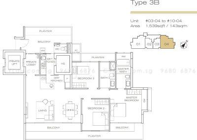three-balmoral-3-bedroom-stack-4