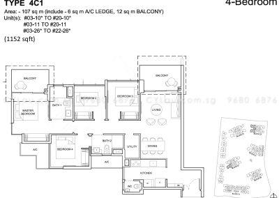 high-park-residences-4-bedroom