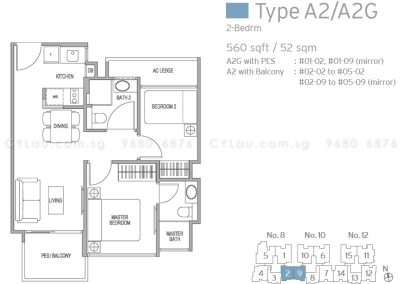 adana-thomson-2-bedroom-a2