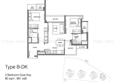 principal-garden-2-bedroom-dual-key