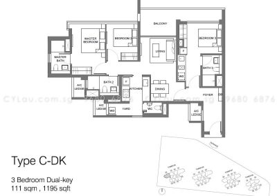 principal-garden-3-bedroom-dual-key