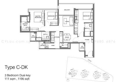 principal-garden-3-bedroom-dual-key