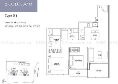 thomson-impressions-2-bedroom-b1