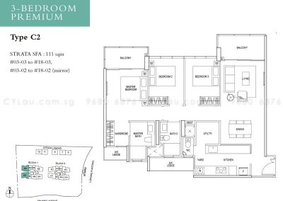thomson-impressions-3-bedroom-premium