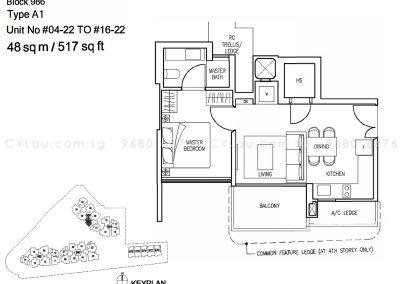 stars-of-kovan-1-bedroom-a1