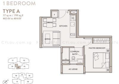 the-asana-1-bedroom