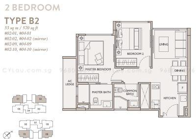 the-asana-2-bedroom-b2