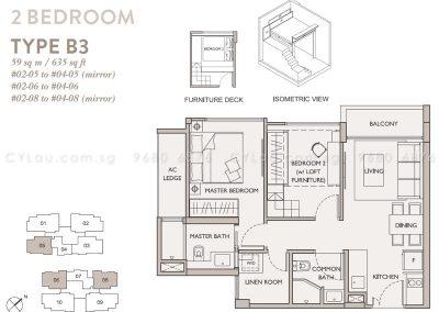 the-asana-2-bedroom-b3