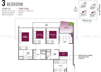 lake-grande-3-bedroom-c3