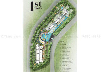 j gateway site plan level 1