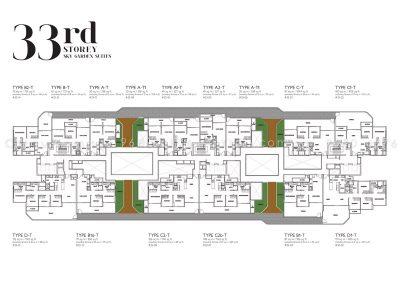j gateway site plan level 33