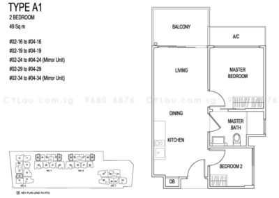 jade residences 2-bedroom