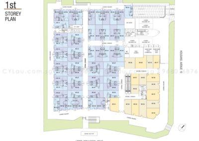 midtown site plan commercial 1