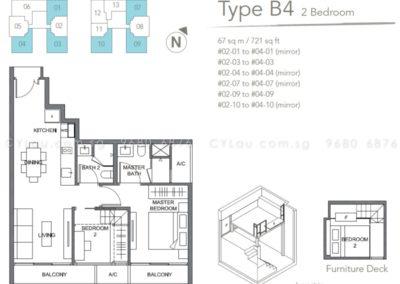the orient 2 bedroom 02-01