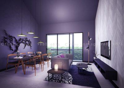 the orient interior 8
