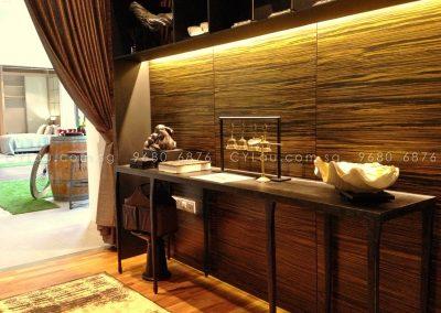 the skywoods interior 9