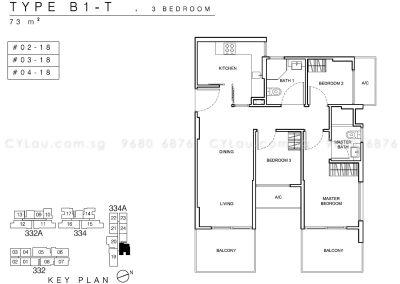 whitehaven 3-bedroom