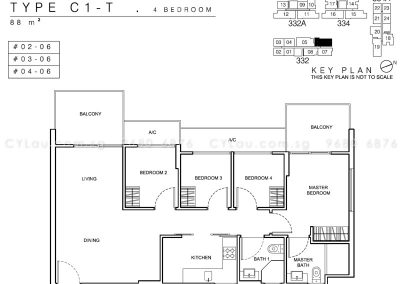 whitehaven 4-bedroom
