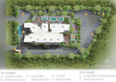 26 newton site plan level 1